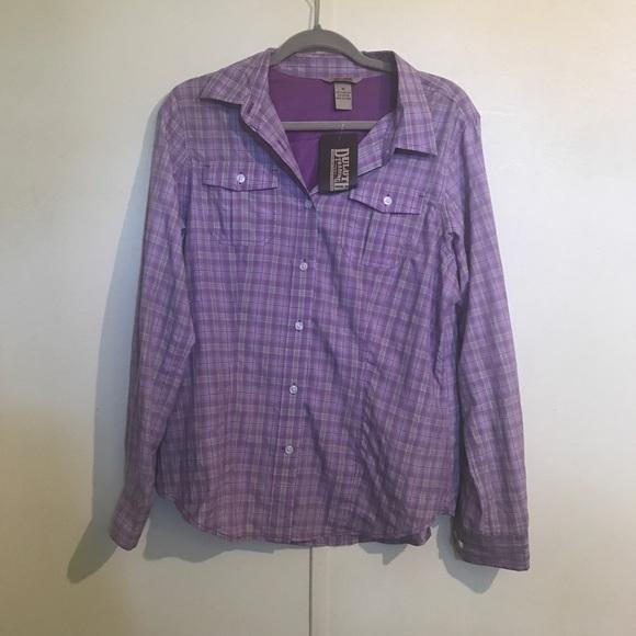 Plaid shirt, Duluth trading company